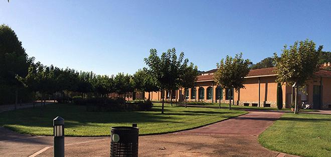 Casa de Espiritualidad Santa Elena
